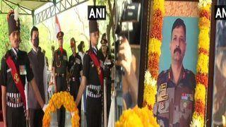 जयपुर में राजकीय सम्मान के साथ हुआ शहीद कर्नल आशुतोष शर्मा का अंतिम संस्कार