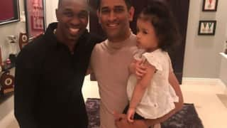 Dj bravo is working on a new song for ms dhoni called 7 4019480