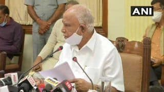 Bengaluru Lockdown News: Shutdown to be Extended? CM Yediyurappa Likely to Decide Today