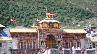 Sacred Portals of Badrinath Temple Open Amid Lockdown, First Puja Performed on Behalf of PM Modi