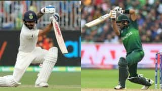 Tom moody if you think virat kohlis good to watch have a look at babar azam bat 4021631