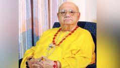 कोरोना संक्रमण के चलते जाने माने ज्योतिषी बेजान दारूवाला का 90 साल की उम्र में निधन