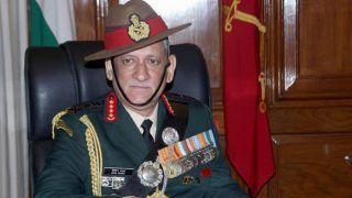 Ladakh Standoff: Amid Tensions With China, CDS General Bipin Rawat to Visit Leh Today