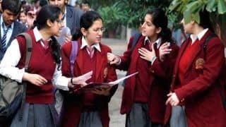 CBSE Exams 2020: This is When The Board is Expected to Hold Pending Class XII Examinations