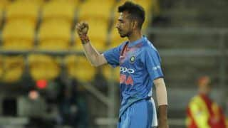 Mushtaq ahmed advises yuzvendra chahal to use the crease more 4019370