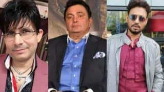 FIR Against KRK Aka Kamaal R Khan For Derogatory Tweets Over Rishi Kapoor And Irrfan Khan's Death