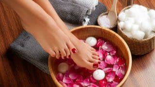 DIY Pedicure: Get Healthy And Happy Feet at Home During The Lockdown