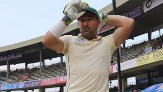 Leadership Comes Naturally to Me: Elgar Willing To Succeed Du Plessis As South Africa   s Test Captain
