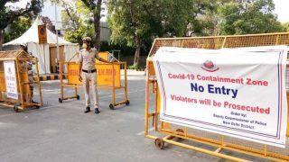 Coronavirus In Delhi Update: दिल्ली के दो इलाके हुए डी-कंटेन, जारी रहेगा लॉकडाउन, अभी भी 94 कंटेनमेंट जोन