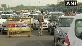 Delhi/Noida/Gurugram Border: गुरुग्राम में लगा लॉकडाउन, सभी सीमाओं को किया गया सील, नियमों का करना होगा पालन