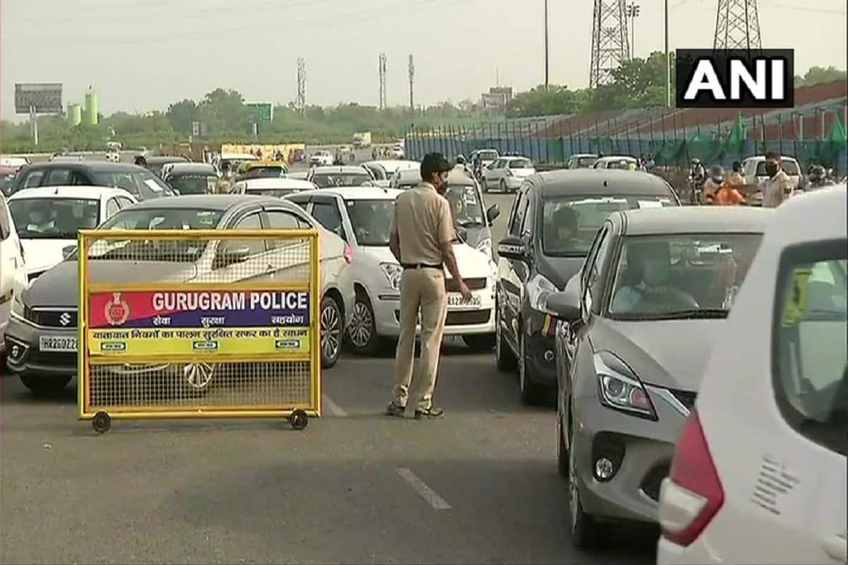 Delhi Border Sealing For 7 Days: Here is How to Apply For E-Pass |  Step-by-Step Guide