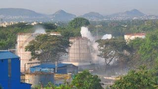 Vizag Gas Leak: Day After 11 Killed, NGT Slaps Rs 50 Crore Penalty on LG Polymers India