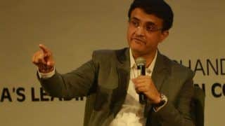 Five match test series with australia not possible sourav ganguly 4030082