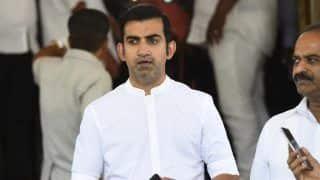 Apart From Alternate For Saliva, Don't Think Lot of Rules Will be Changed: Gambhir