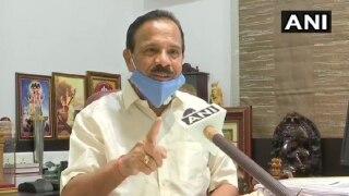 Union Minister Sadananda Gowda Flouts Quarantine Rules at Bengaluru Airport; Says 'I'm Minister'