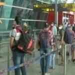 Confusion And Chaos Continue: More Than 80 Flights Cancelled at Delhi Airport on Day 1; Flyers Stranded Across The Country
