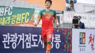 SSMG vs GNGW Dream11 Team Prediction Korean Football League 2020: Captain, And Fantasy Football Tips For Today's SANGJU Sangmu vs Gangwon FC Match at Sangju Civic Stadium 10:30 AM IST May 16