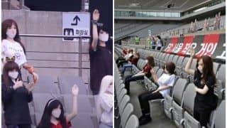 Sex Dolls to Fill Empty Stands? FC Seoul Football Club Apologises