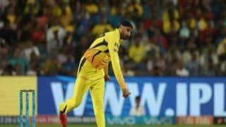 IPL 13: Here's Why Harbhajan Will miss CSK Training Camp