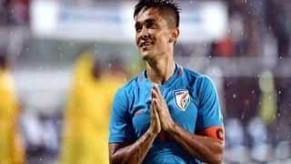 Despite Being a Legend, Sunil Chhetri is Still a Kid at Heart: Eugeneson Lyngdoh
