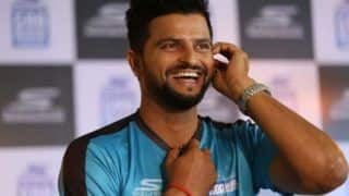 Couldn't Sleep The Night Before my Test Debut: Raina
