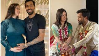 Hardik Pandya Shares Romantic Picture With Natasa Stankovic, Yuzvendra Chahal Reacts | POST