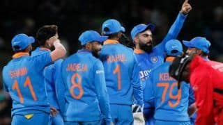 Likely Indian 32-Man Squad For Australia Tour