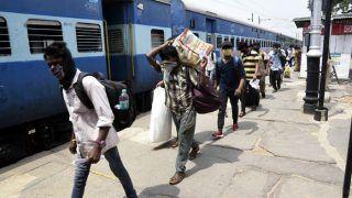 राज्यों की मांग पर प्रवासियों के लिए श्रमिक ट्रेनें उपलब्ध कराते रहेंगे, अब तक 60 लाख लोगों को पहुंचाया घर: रेलवे