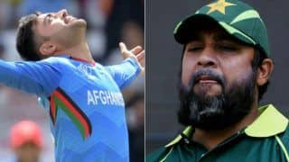 Rashid khan inzamam ul haq got angry when i told him that people were looking at me as t20 specialist 4017403