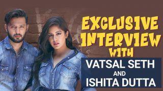 Vatsal Sheth And Ishita Dutta on Creating Short Film During COVID-19 Lockdown