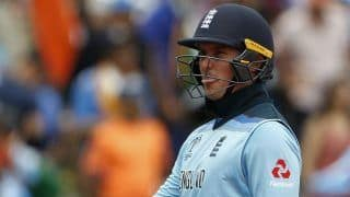 Postponement of the hundred is embarrassing england cricketer jason roy 4016997