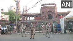 Eid ul Fitr 2020 : आज बंद रहेगी दिल्ली की जामा मस्जिद, घर पर ही अदा होगी दुआ