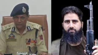 J&K: सुरक्षाबलों के हाथ लगी बड़ी कामयाबी, हिजबुल आतंकी ताहिर अहमद भट को मार गिराया