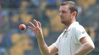 Cricket Australia Considering Disinfecting Match Balls to Lessen Health Risks