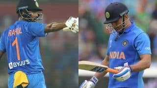 Kl rahul has done well as wicketkeeper batsman would be tricky for ms dhoni says msk prasad 4017442