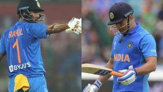 'केएल राहुल के सफलतापूर्वक विकेटकीपर-बल्लेबाज की भूमिका निभाने से बढ़ गई माही की मुश्किलें'