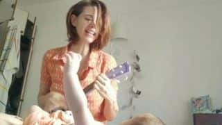 Kalki Koechlin Singing Bengali Lullaby to Daughter Sappho is Just Too Adorable to Miss