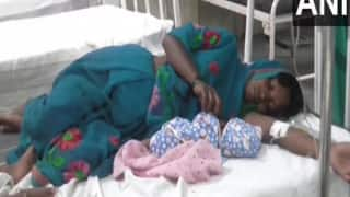 Migrant Woman Delivers Baby on Road, Walks Another 150 km Before Finding Help