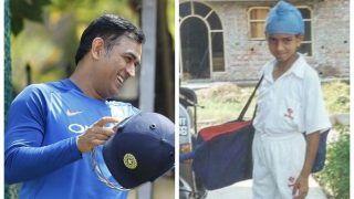 संयोग: 'बचपन में जब महेंद्र सिंह धोनी बनना चाहते थे गोलकीपर तब मेरा प्लान कुछ और था'