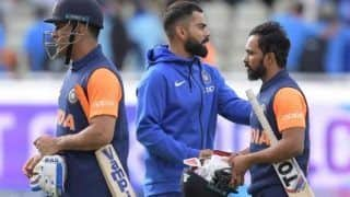 Ben Stokes Questions India's Intent During World Cup 2019 Game vs England at Edgbaston, Says There Was No Intent From MS Dhoni And Kedar Jadhav