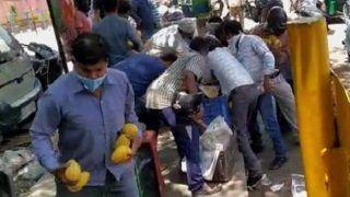 Delhi Mango Loot Case: 4 People Arrested Over Wednesday's Incident