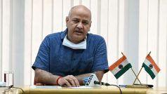 दिल्ली: कोरोना मुक्त हुए डिप्टी सीएम मनीष सिसोदिया, अस्पताल से छुट्टी मिली