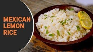 How to Make Mexican Lemon Rice at Home?