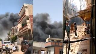 पाकिस्तान हादसा: लैंडिंग से 1 मिनट पहले गिरा विमान, आखिर में Mayday, Mayday क्यों चिल्लाया पायलट, सुनें