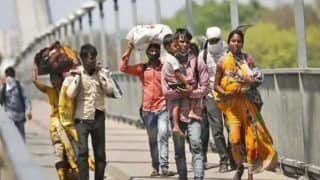 Migrant Crisis: 15 Days Enough to Transport Them Home, Says SC; Asks States to Create Employment For All