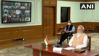 PM मोदी ने पाकिस्तान पर साधा निशाना, बोले- कुछ लोग इस संकट में भी आतंकवाद जैसे घातक वायरस फैला रहे हैं