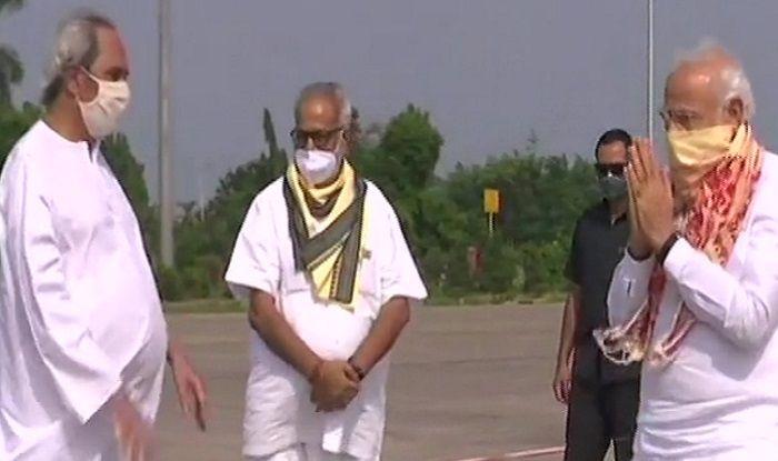Modi visited to Odisha