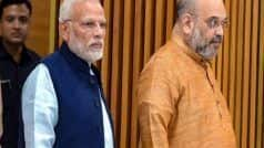 Lockdown 5.0 or Exit Blueprint? Amit Shah Calls on PM Modi, Day After Meeting CMs