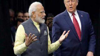 डोनाल्ड ट्रंप ने की पीएम नरेंद्र मोदी से बात, कहा- अगले हफ्ते तक भारत भेजेंगे 100 वेंटिलेटर्स