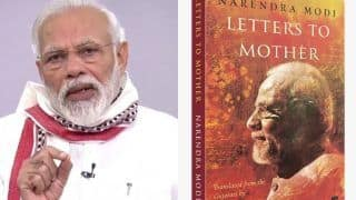 PM Narendra Modi Gives us Glimpse of His Poetic Side in Book Titled 'Letters to Mother'